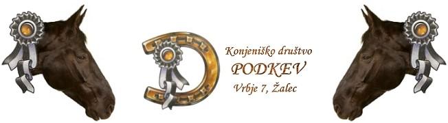 Konjeniško društvo Podkev